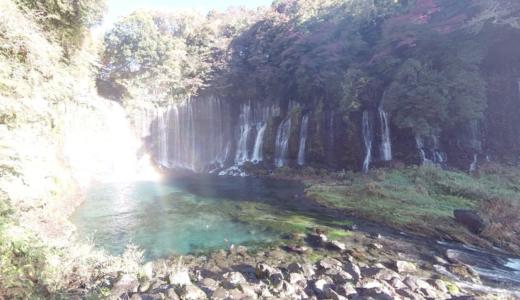 白糸の滝|Googleストリートビュー