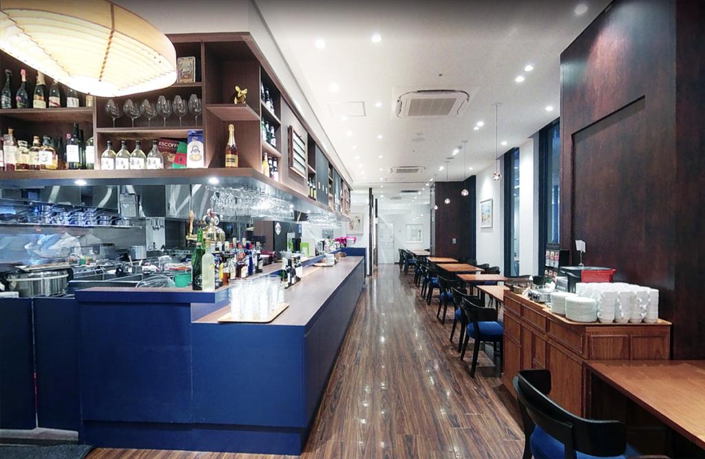 カツキ銀座本店様_Googleストリートビュー
