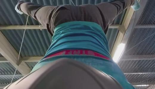 トランポランド・スタッフさんのスゴ技を『GoPro Fusion』で撮る!