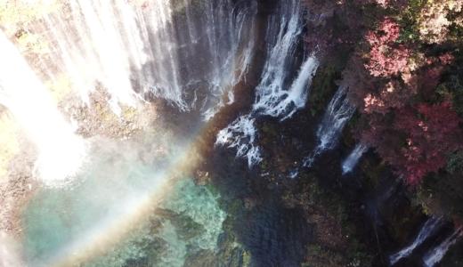 静岡県・白糸の滝を、360度VR動画で疑似体験!