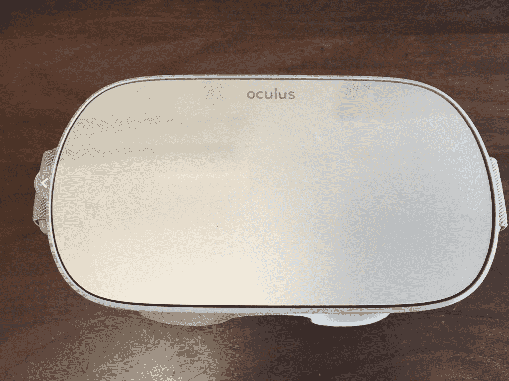 Oculus Go(オキュラス ゴー)前面
