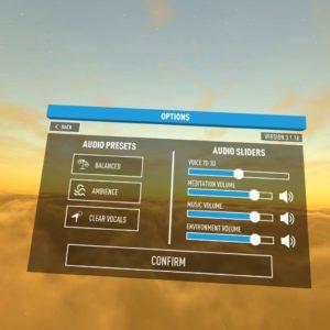 Oculus Go(オキュラス ゴー)guidedmeditationvr(瞑想・メディテーション)