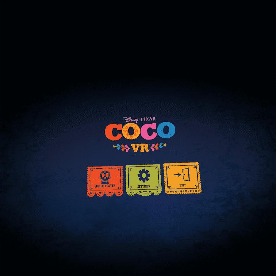 Oculus Go COCO VR