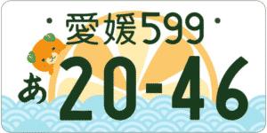 愛媛(愛媛県全域)