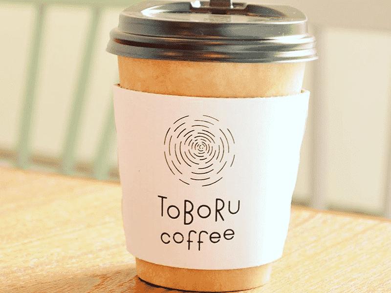 トボルコーヒー テイクアウトコーヒー