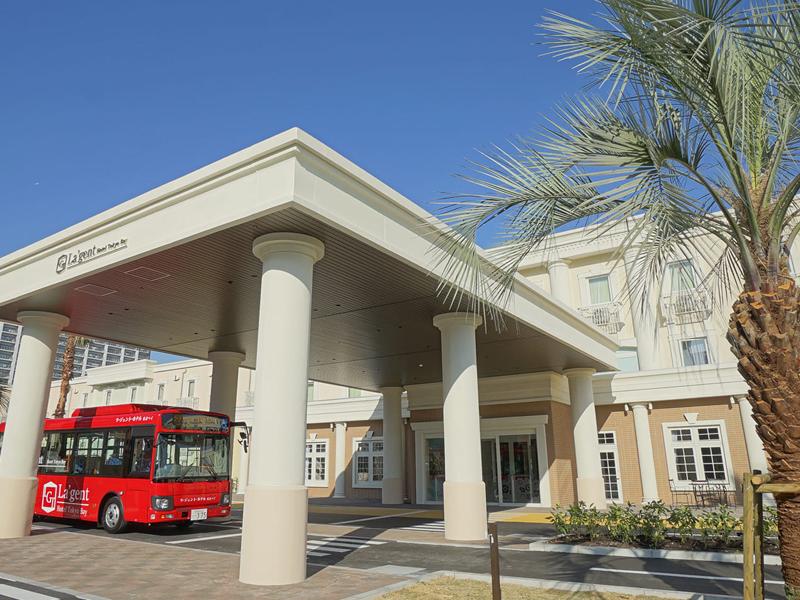 トランポランドTokyoBayside周辺情報 ホテル・宿泊施設