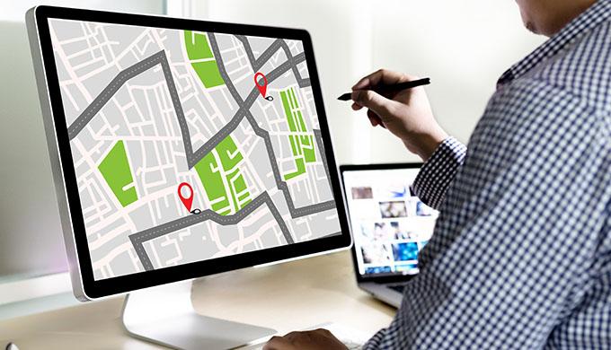 Appleマップ検索エンジン最適化