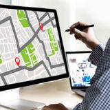 「Googleマップ」でGoogleユーザーにアピール