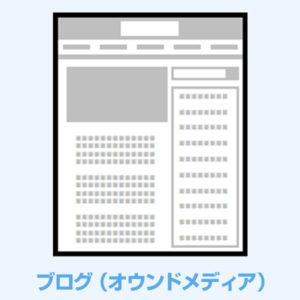 ブログ(オウンドメディア)